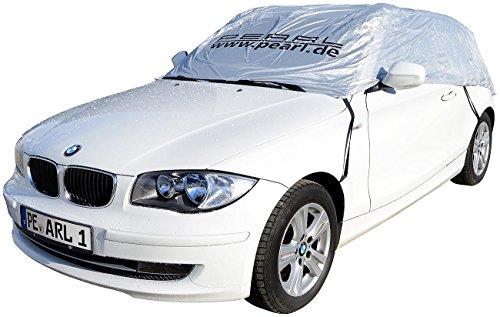 PEARL Auto Sonnenschutz Garage: Auto-Halbgarage für Fließheck & Minivan, 390 x 138 x 58 cm (Auto-Halbgaragen Winter)