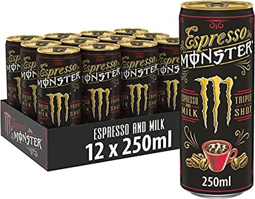Monster Espressomilch 250 ml 12 Stück