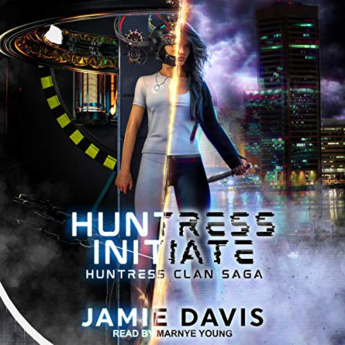 Huntress Initiate  By  cover art
