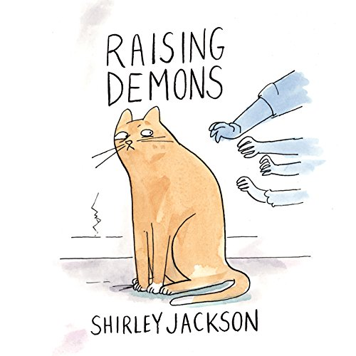 Raising Demons audiobook cover art