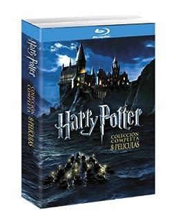 Harry Potter Colección Completa Bluray [Blu-ray] (B005TI18EA) | Amazon price tracker / tracking, Amazon price history charts, Amazon price watches, Amazon price drop alerts