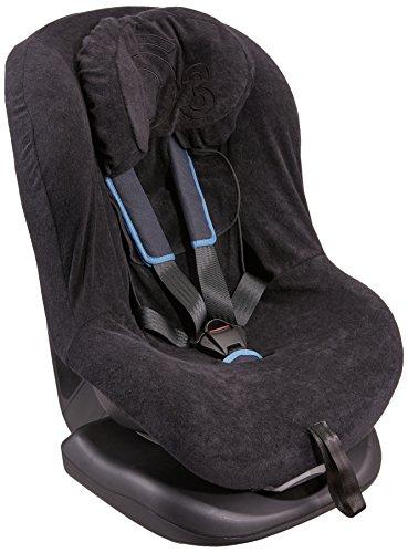 Be Cool Summer Cover O3 – Housse Couverture de siège de voiture pour enfant, couleur noir