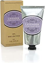 Naturally European LAVENDER Luxury Hand Cream Boxed 20% Shea Butter 75ml