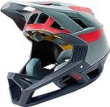 Fox Proframe Quo MTB Full Face Helmet - Blue-58-61cm
