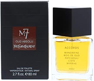 Yves Saint Laurent M 7 Eau de Toilette Vaporizador 80 ml
