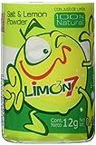Limon 7 Salt & Lemon Powder Salero