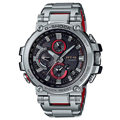 Casio MTGB1000D-1A G-Shock Men's Watch Silver 51.2mm Stainless Steel