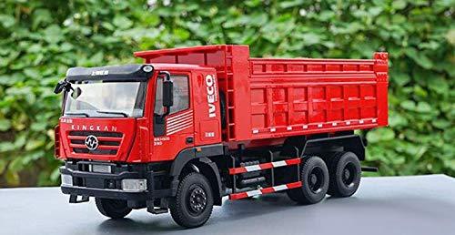 HOWO for IVECO KingKan Dump Truck 1/24 DIECAST Model