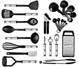 Kitchen Utensil Set 24 Nylon and...