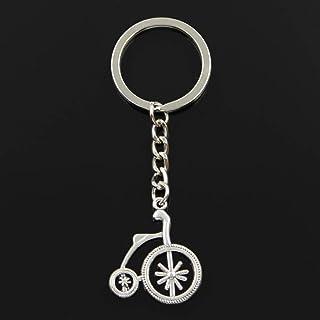 YCEOT Fashion Sleutelketting 27 x 31 mm hanger DIY mannen sieraden Car Key Ring Holder Souvenir For Gift