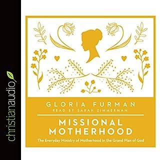 Missional Motherhood audiobook cover art