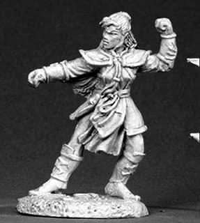 Reaper Miniatures Jade Star, Female Monk #02629 Dark Heaven Unpainted Metal