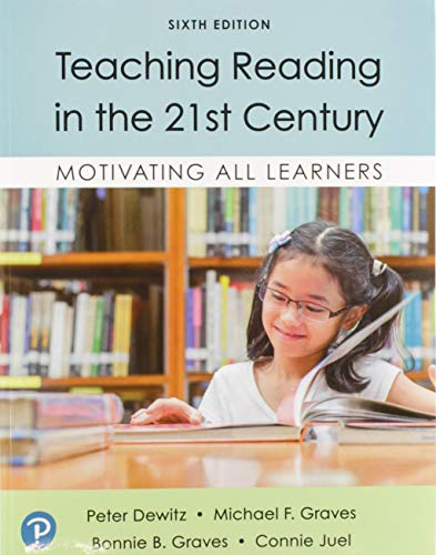 Teaching Reading in the 21st Century: Motivating All Learners and MyLab Education with Enhanced Pearson eText -- Access