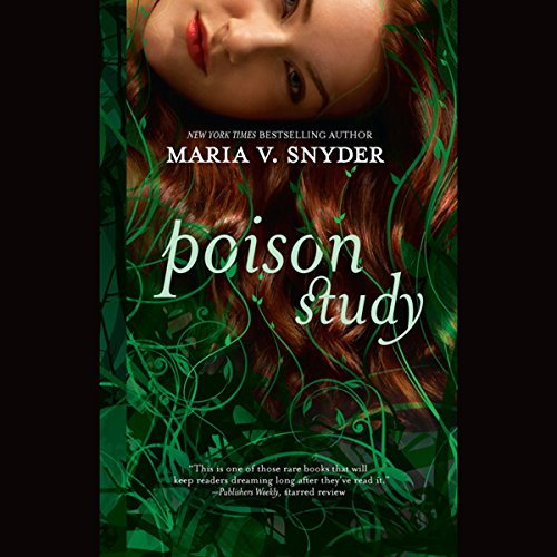 Poison Study cover art
