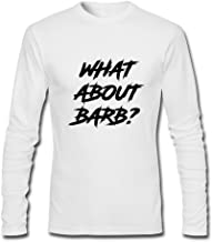 Men's What About Barb Long sleeve tee shirt