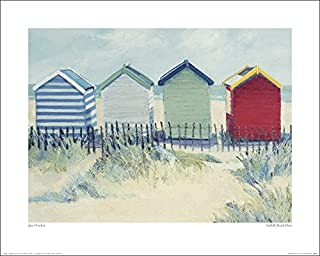 El Arte Grupo Jane Hewlett (Suffolk) de casetas de Playa&