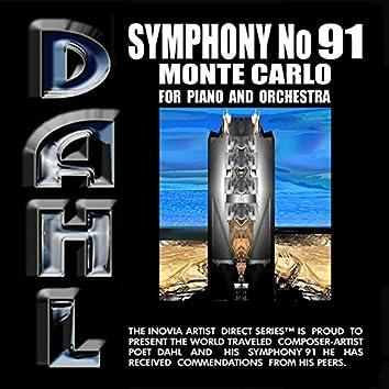 Symphony No 91 Monte Carlo for piano and orchestra  1. Quantum Magic