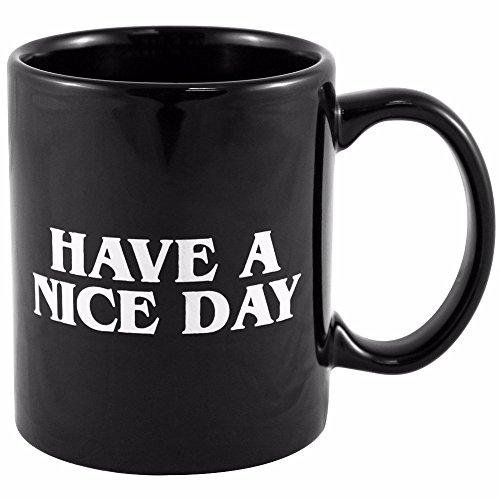 DOREKIN heeft u een mooie dag koffiemok middelvinger grappige cup voor koffie melk-sap
