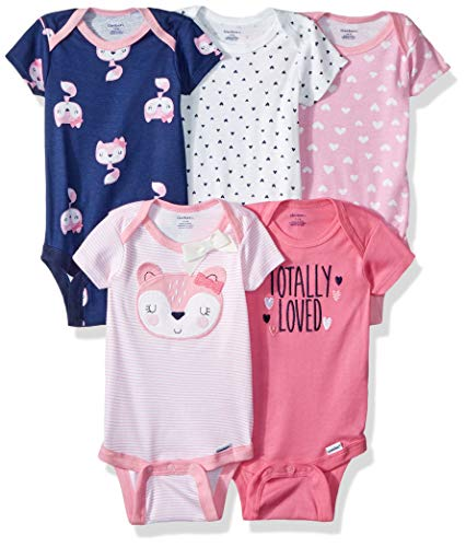 Product Image of the Gerber Girls' Onesies