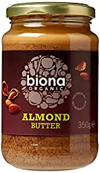 Organic Almond Butter No added Palm Fat No added salt Delicious spread on bread or added to smoothies
