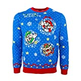 Official Super Mario Weihnachtspullover