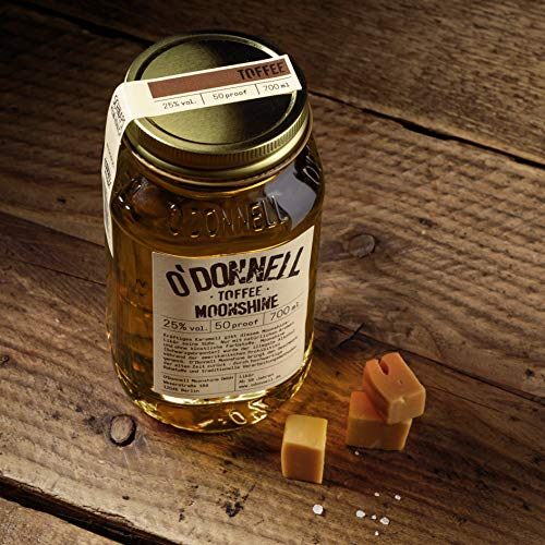 "O'Donnell Moonshine ""Toffee"" Likör - 3"