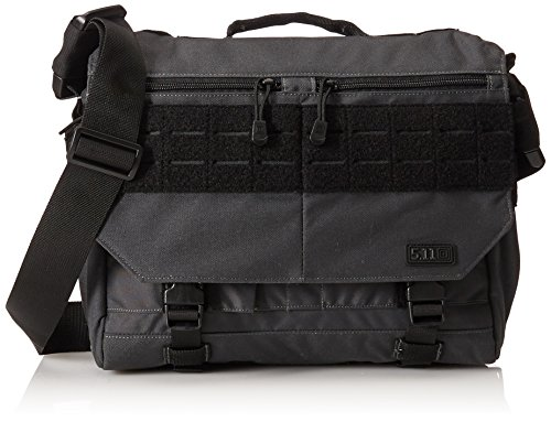 5.11 RUSH Delivery MIKE Tactical Messenger Bag, Small, Style 56176, Double Tap