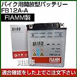 BATTERIA FIAMM FB12A-A (YB12A-A)
