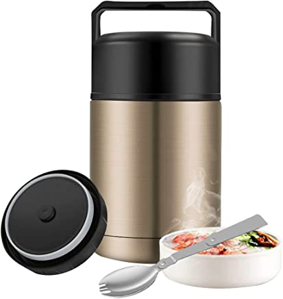 Thermos Food Jar,27 oz Food Thermos for Hot Food,Wide...
