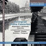 Leningrad Violin Concertos...