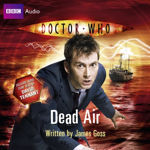 Doctor Who: Dead Air audiobook cover art