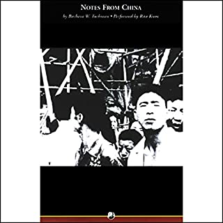 Notes From China cover art
