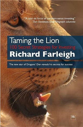 Image OfTaming The Lion: 100 Secret Strategies For Investing