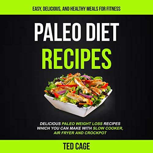 Paleo diet menu for weight loss