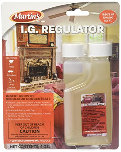 Control Solutions 82005202 I G Insect Growth Regulator Yellow