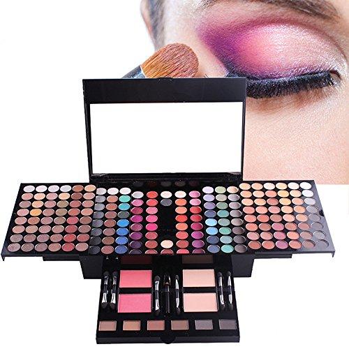 MUUZONING Paleta de Sombras de Ojos 180 Colores de Maquillaje Set Kit...
