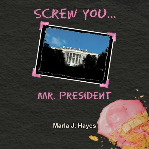 Screw You, Mr. President audiobook cover art