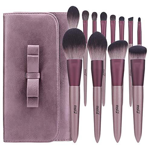Set De Pinceaux De Maquillage Pinceau Débutant Foundation Foundation Foundation Fard À Paupières Pinceau À Lèvres En Poudre , 12 Litres