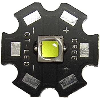 Hot Cree XLamp XML U2 10W LED Emitter White Color 20mm Star Base PCB 6000K