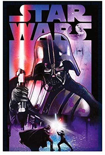 S&W Manta Polar Star Wars Darth Vader 150 X 100 CM SS07201