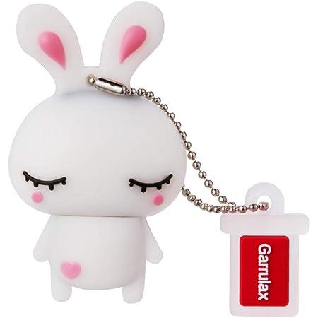 Garrulax Pendrive, USB Chiavette 8GB / 16GB / 32GB Premium Impermeabile Cute Animale in silicone ad alta velocità USB 2.0 dati, unità di memoria flash Penna Disk Pen Drive