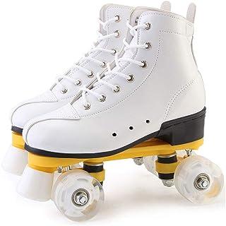 Adjustable Girl Quad Roller Skates Inline Roller Skating Children's Roller Skating Kickrollershoes Suitable For Girls An...
