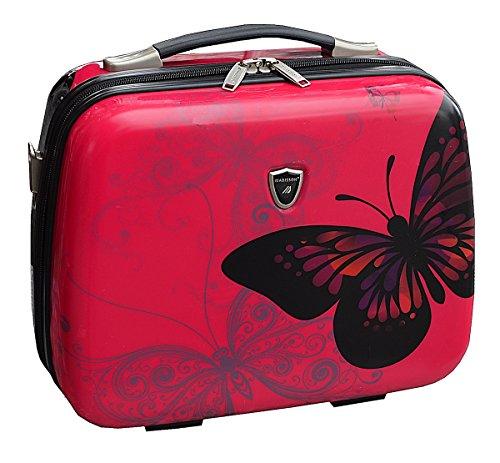 Vanity Case Motif Papillon
