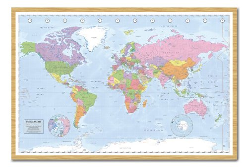 Affordable political world map pinboard cork board with pins give thanks customers meant for coming over to your buy online to obtain that may product or services political world map pinboard cork board with pins gumiabroncs Image collections