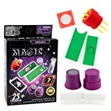 Fmingd Novelty Magic Toy Box Kit Magic Trick Props Puzzle Toy Education Toy Gadget Kids Gift