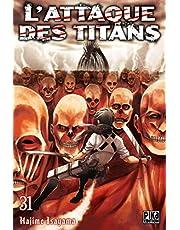 L'Attaque des Titans T31