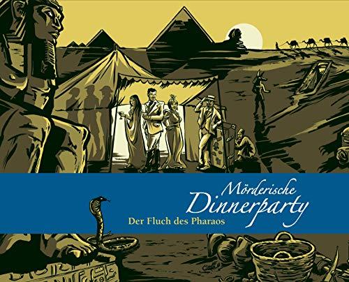 Mörderische Dinnerparty - Der Fluch des Pharaos