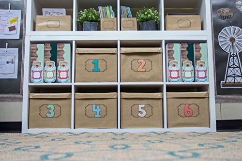 """Teacher Created Resources Painted Wood Bold Block 4"""" Letters Combo Pack (TCR8820) Photo #3"""