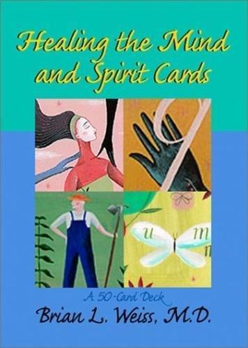 Healing Mind & Spirit Cards (Large Card Decks)