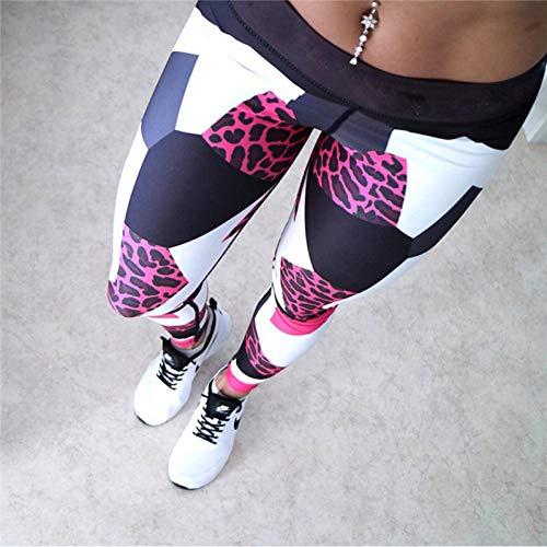 Yundongyi Vrouwen Fitness Sportkleding Vrouwen Gym Leggings Panty Vrouwen Sportkleding Vrouwen Print Leopard Yoga Broeken